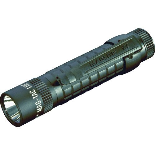 MAGLITE LED フラッシュライト マグタック プレインベゼル (CR12 SG2LRE6
