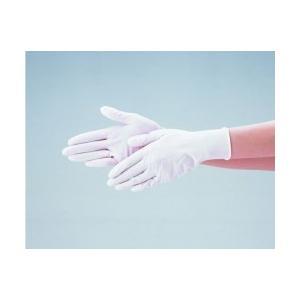 【ポイント15倍】 【大箱特価】 エブノ ニトリル手袋 No.525 L 白 (100枚入×20箱) ディスポニトリル パウダーフリー ホワイト
