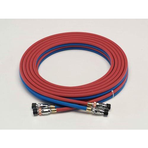 【直送品】 TASCO (タスコ) ツインホース(細タイプカプラ付) TA381LA-10A