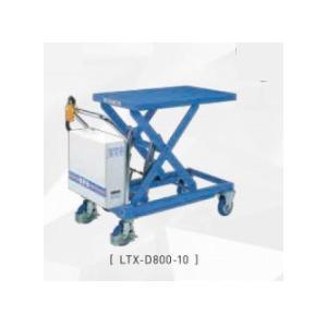 【直送品】 をくだ屋技研 (OPK) バッテリー式リフトテーブルキャデ LT-D800-10