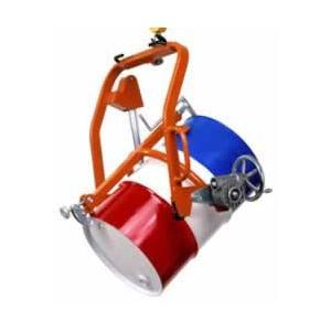 【ポイント15倍】 【直送品】 大阪タイユー(OSAKA TAIYU) ドラム缶 反転機 ドラムダンパー DM-H