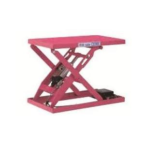 【ポイント15倍】 【直送品】 をくだ屋技研 (OPK) リフトテーブルコティ (LT-Sタイプ) LT-S10-0509