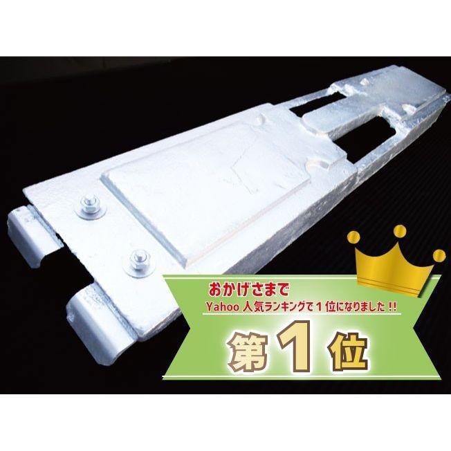 メッキいもり君 IM-IZ(工事看板ウエイト、重し、いもりくん)|koujikanban-com