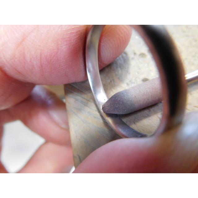 プラチナ 結婚指輪【本物の鍛造】シンプルで昔から人気の甲丸デザイン!細め2.5ミリ幅&滑らかで最高の付け心地!|kouki|20