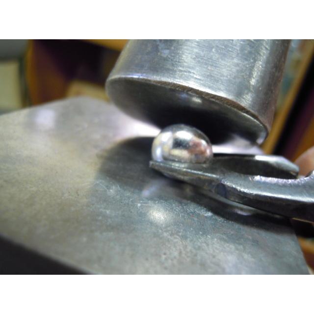プラチナ 結婚指輪【本物の鍛造】ひねったツイストのラインが美しい曲線美!指輪の三角フォルムも可愛い!|kouki|09