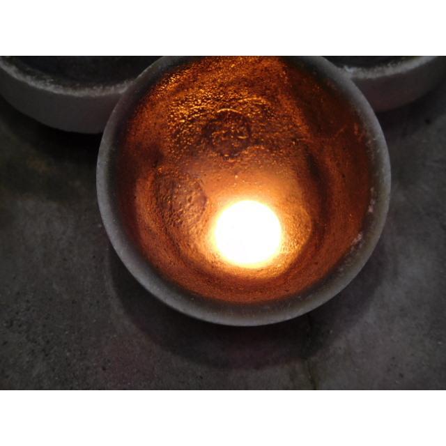 プラチナ 結婚指輪【本物の鍛造】荒仕上げの甲丸デザインにハート彫り!誕生石かダイヤを指輪に埋め込む kouki 07