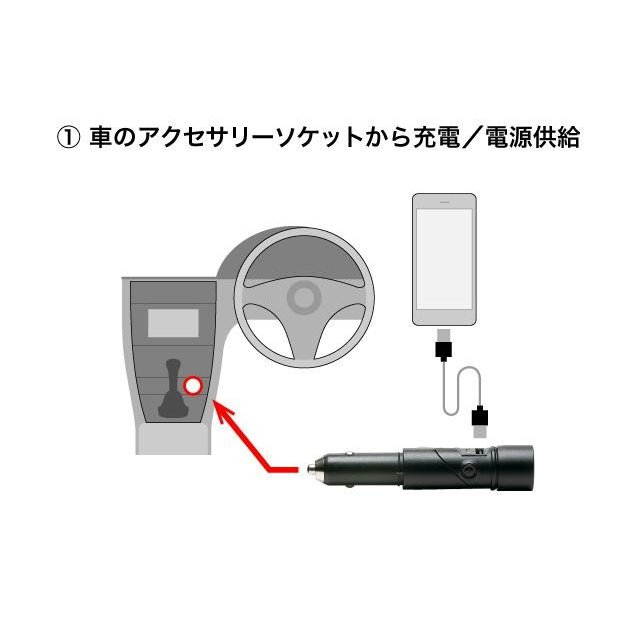 災害・緊急時に大活躍のLEDライト!(スマホ充電器としても)1つ持っていれば安心・安全なアイテム!【AUTOWITH・オートウィズ】|koumei-dream|08