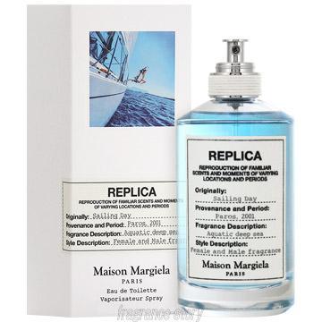 メゾン マルジェラ Maison Margiela レプリカ セーリングデイ 100ml EDT SP fs 【香水】【あすつく】|kousuimonogatari-ys