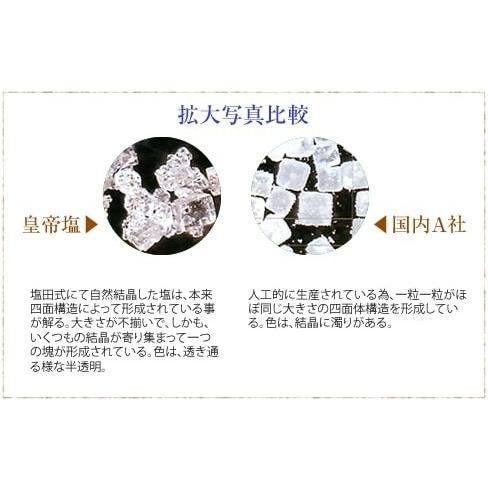 【公式・国内正規代理店】皇帝塩1kg(完全天日塩 無添加天然)|kouteien|10