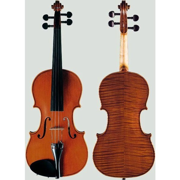 500T バイオリン (4/4、3/4、1/2、1/4、1/8) [名古屋鈴木バイオリン SUZUKI]