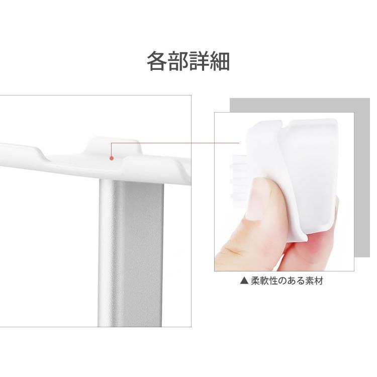 ヘッドホン スタンド 収納 保管 シンプル 高級感 組み立て式 ヘッドフォン ディスプレイ ヘッドホン収納|koyokoma|04