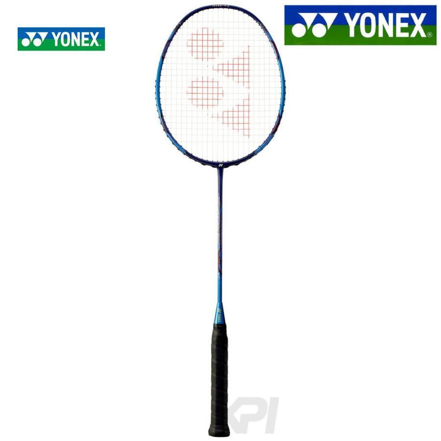 YONEX ヨネックス 「NANORAY 900 ナノレイ900 ブラック×ネイビーブルー NR900-524」バドミントンラケット