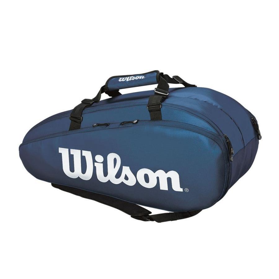 ウイルソン Wilson テニスバッグ・ケース TOUR 2 COMP LARGE ラケットバッグ ラケット9本収納可能 WR8004002001