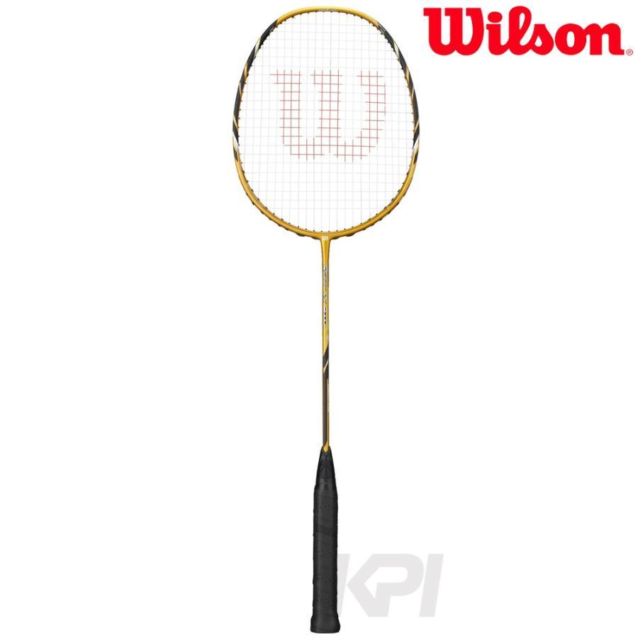 バドミントン ラケット ウイルソン Wilson RECON PX9000J SRP -WS ULTIMATE- WRT8918202