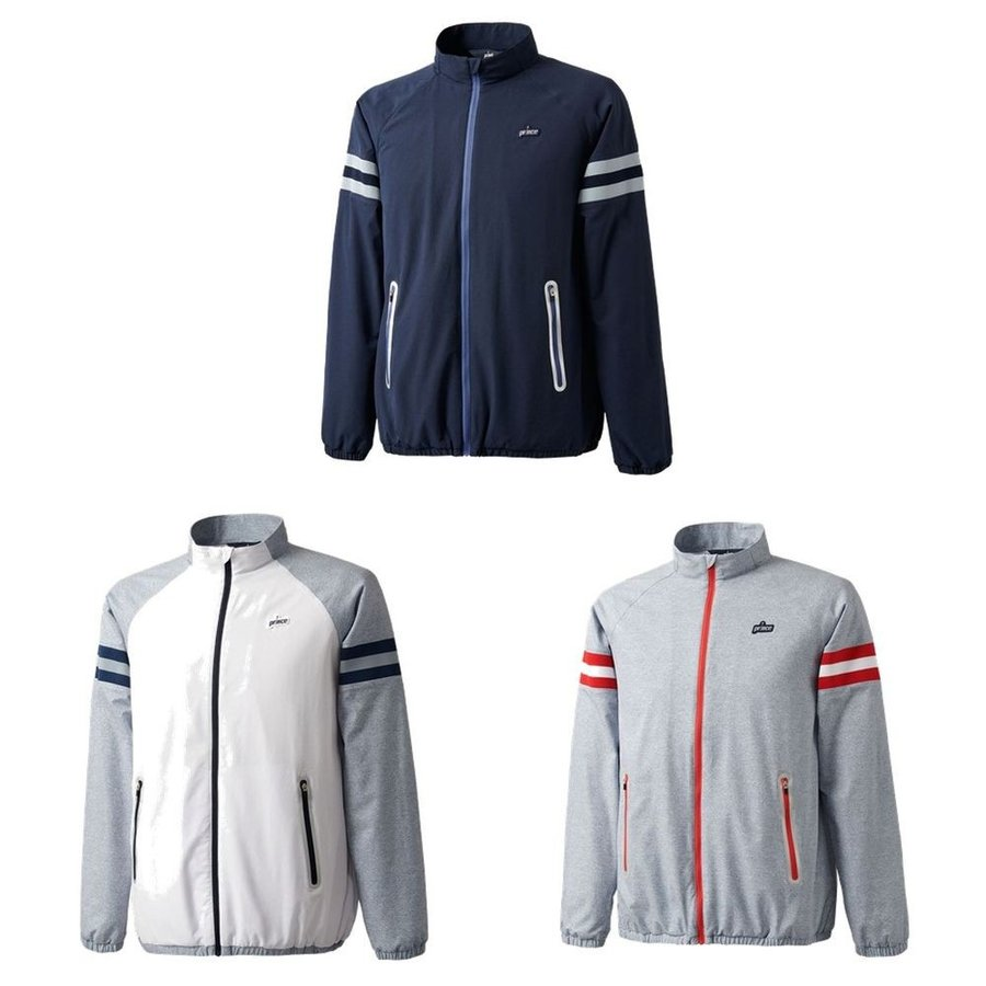 プリンス Prince テニスウェア ユニセックス ジャケット WU9611 2019FW