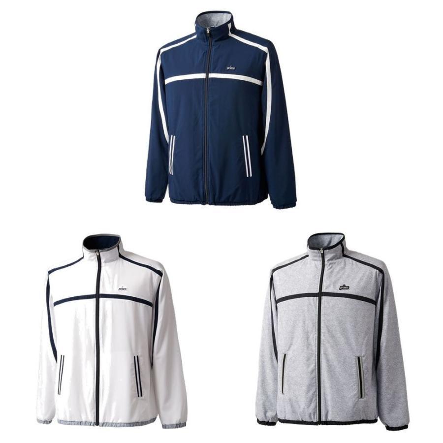 プリンス Prince テニスウェア ユニセックス ウィンドジャケット WU9614 2019FW