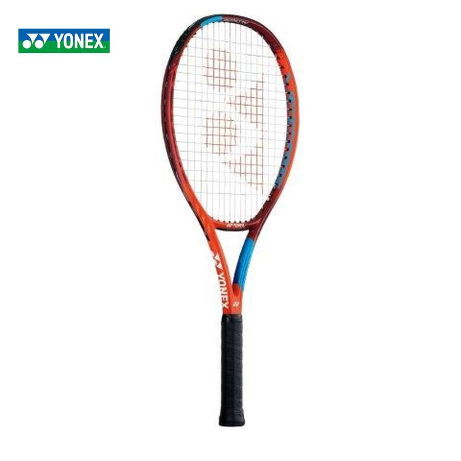 ヨネックス 安全 YONEX テニスジュニアラケット ジュニア Vコア ガット張り上げ済み VCORE 26 06VC26G 休日