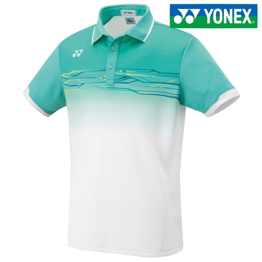 ヨネックス YONEX テニスウェア メンズ 毎日がバーゲンセール メンズポロシャツ ついに再販開始 10257-551 即日出荷 フィットスタイル 2018SS