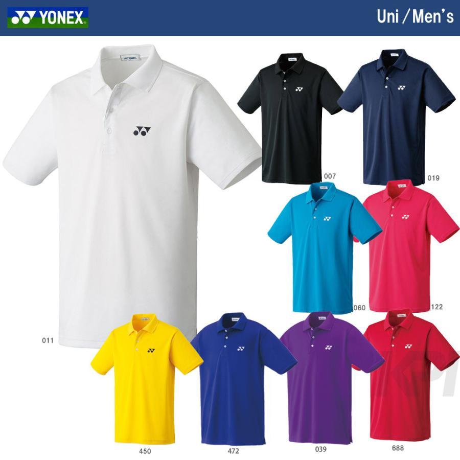 YONEX ヨネックス Uni ウェア 10300 売り込み 通常便なら送料無料 ポロシャツ