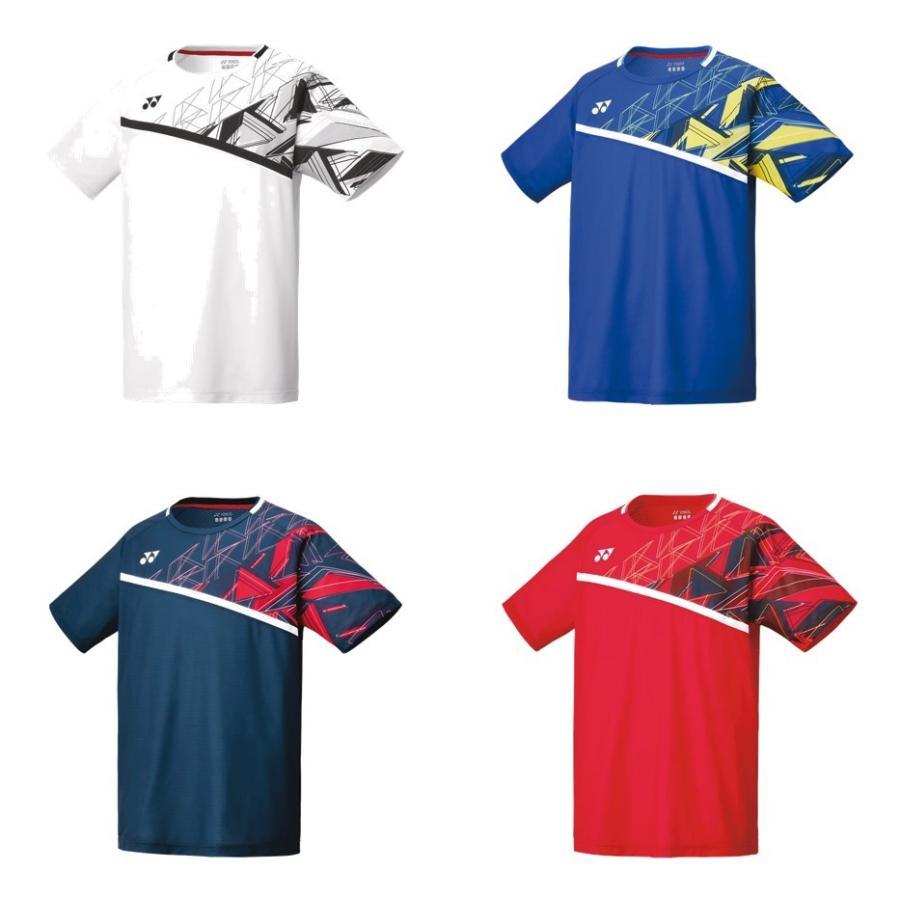 365日出荷 ヨネックス 着後レビューで 送料無料 YONEX テニスウェア メンズ フィットスタイル ゲームシャツ 10335 2020SS 即日出荷 激安通販専門店