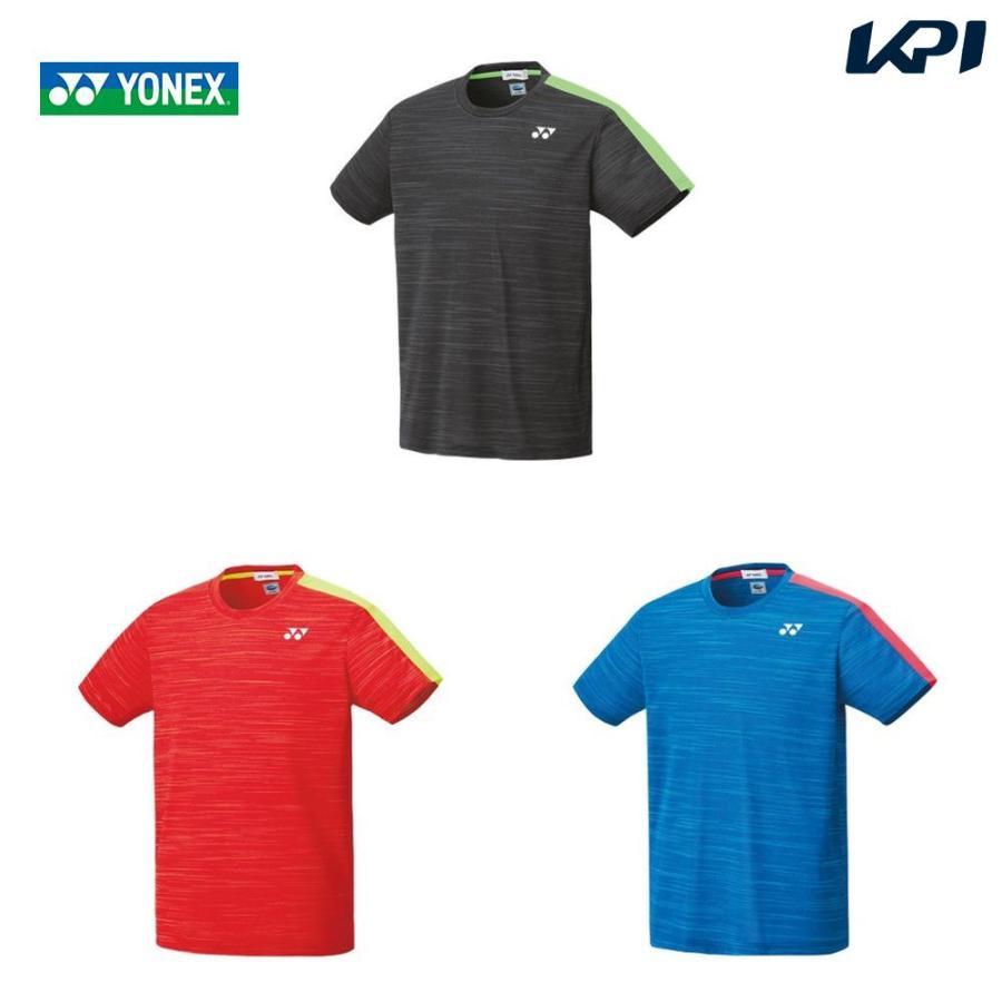 365日出荷 ヨネックス 通販 YONEX テニスウェア ユニセックス フィットスタイル 結婚祝い 10354 ゲームシャツ 2020SS 即日出荷
