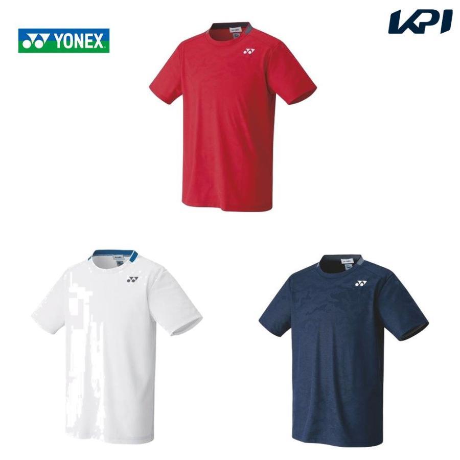 ヨネックス YONEX バドミントンウェア 今だけ限定15%OFFクーポン発行中 ユニセックス ユニゲームシャツ 2021SS ギフ_包装 10409