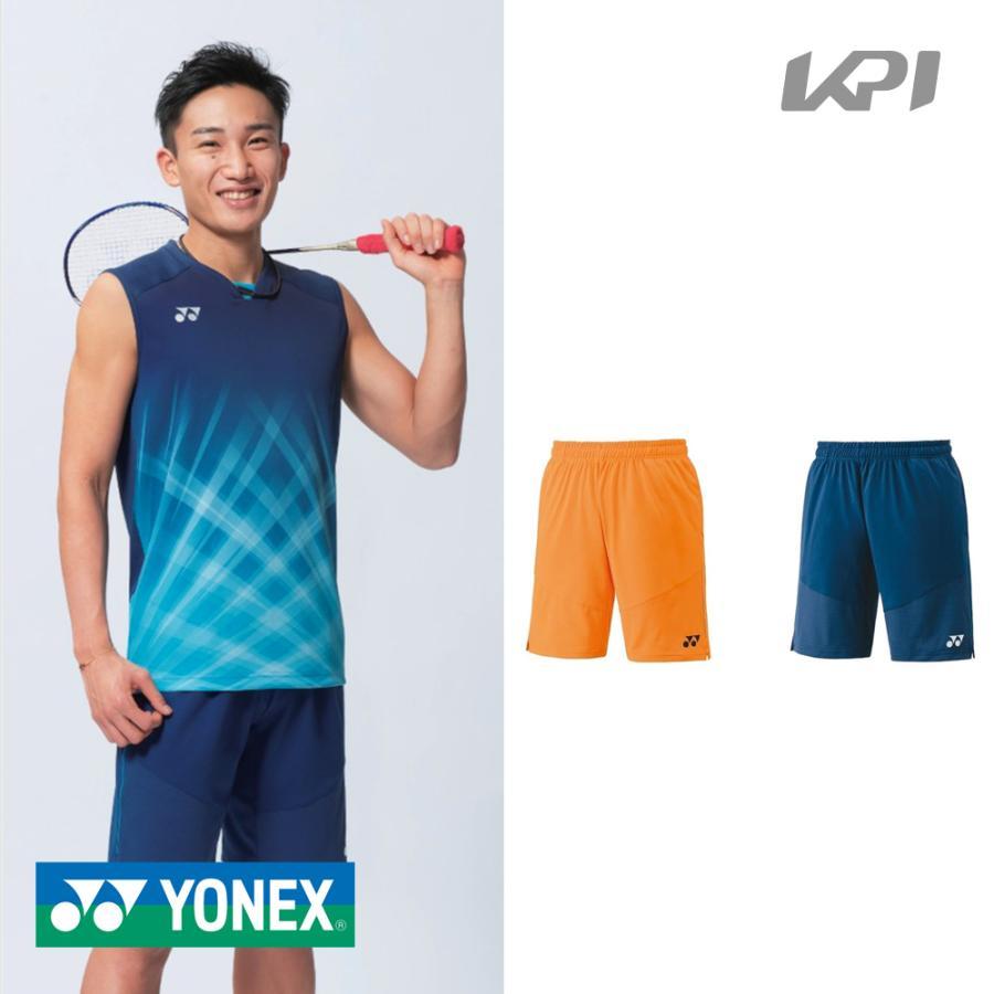 ヨネックス YONEX 大決算セール 高級品 テニスウェア メンズ 15105 ニットハーフパンツ 2021SS