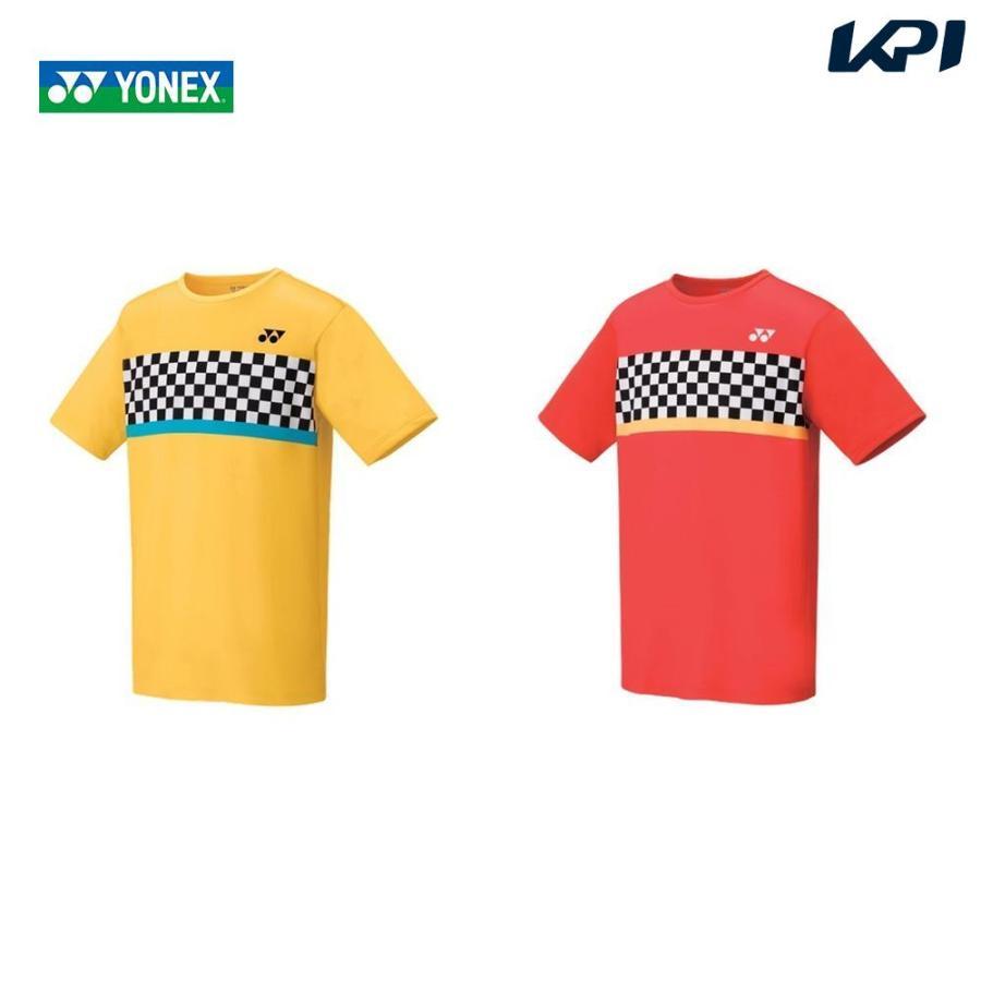 365日出荷 ヨネックス 全国一律送料無料 YONEX バドミントンウェア メンズ 即日出荷 激安通販ショッピング ドライTシャツ 2019FW 16373