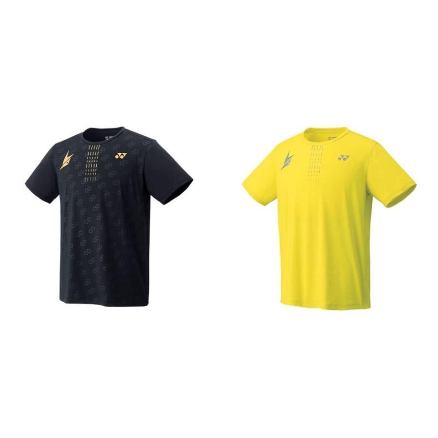 ヨネックス YONEX バドミントンウェア メンズ 超人気 専門店 即日出荷 お求めやすく価格改定 16422 2019FW ドライTシャツ