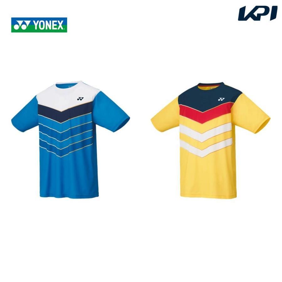 激安超特価 365日出荷 ヨネックス YONEX テニスウェア 日本最大級の品揃え メンズ 16434 2020SS ドライTシャツ 即日出荷