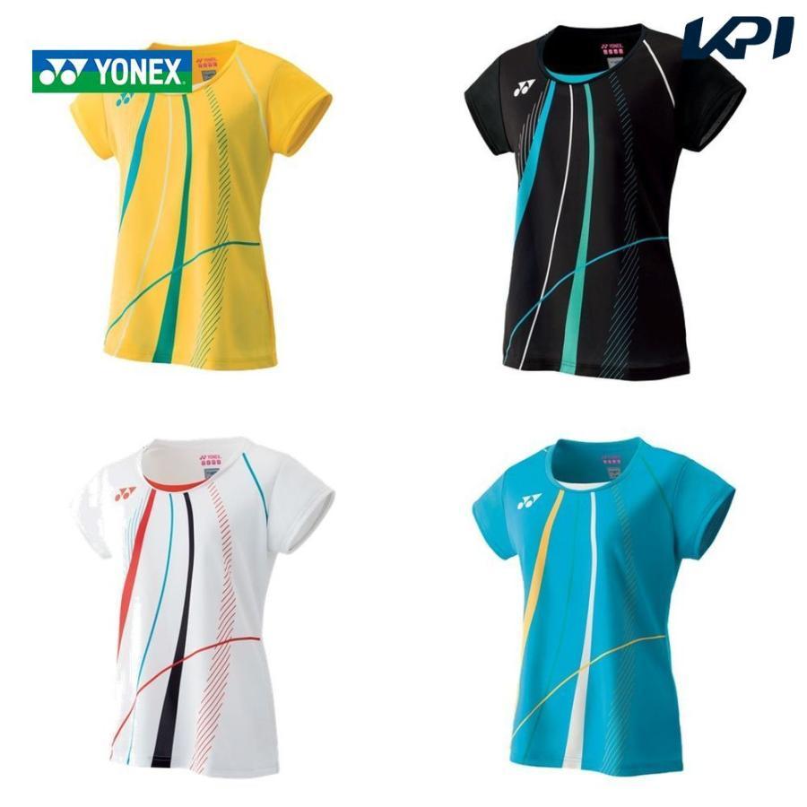365日出荷 ヨネックス YONEX バドミントンウェア レディース バーゲンセール ゲームシャツ 夏用 即日出荷 20473 2019FW 冷感 スーパーセール期間限定