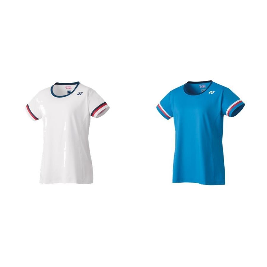 春の新作続々 大人気 365日出荷 ヨネックス YONEX テニスウェア レディース 即日出荷 2020SS ゲームシャツ 20511