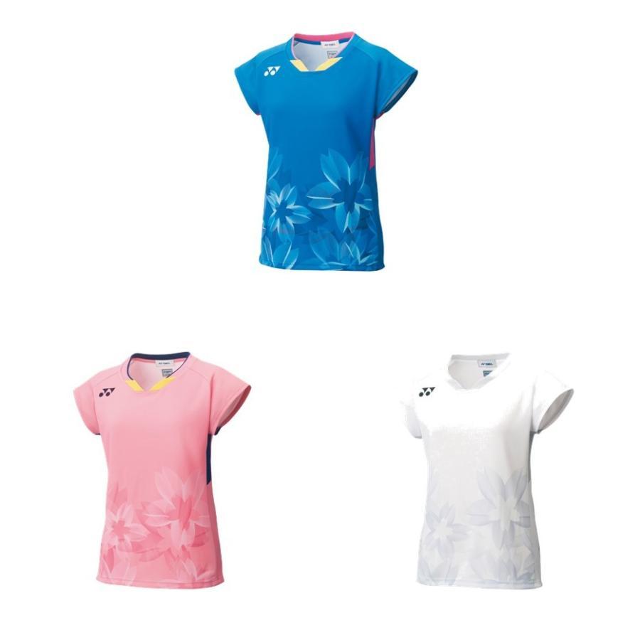 365日出荷 ヨネックス YONEX バドミントンウェア レディース 2020SS ゲームシャツ 即日出荷 返品不可 20564 フィット 税込