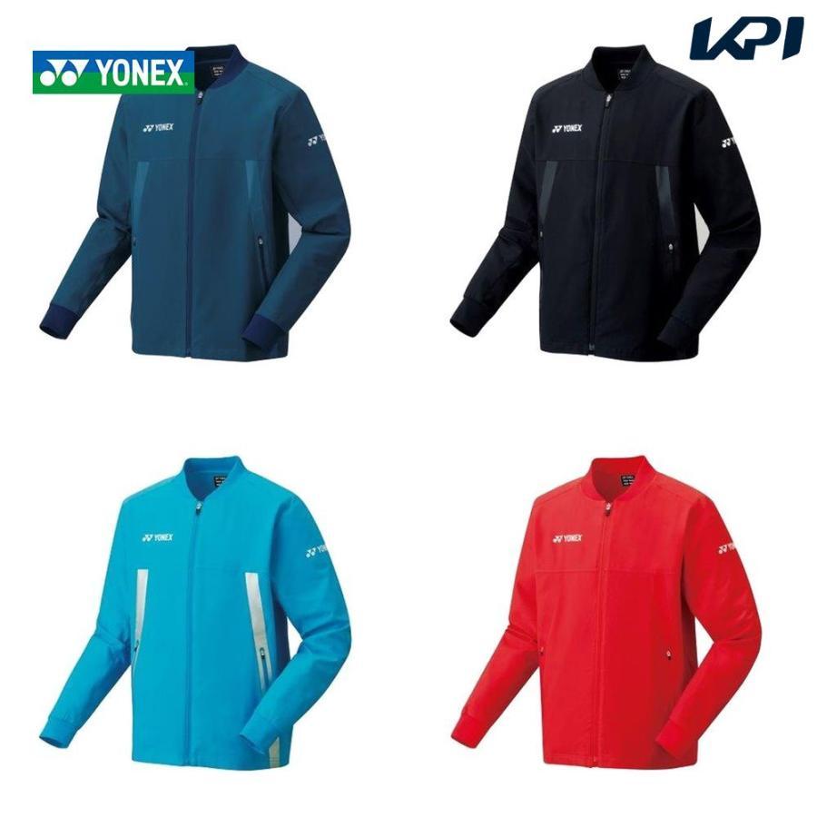 ヨネックス YONEX テニスウェア メンズ 2021SS 贈答品 50104 日本最大級の品揃え メンズウォームアップシャツ