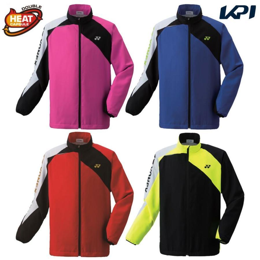 365日出荷 ヨネックス YONEX テニスウェア 超人気 専門店 バドミントンウェア 即日出荷 ユニセックス FW 70063 裏地付ウィンドウォーマーシャツ お得