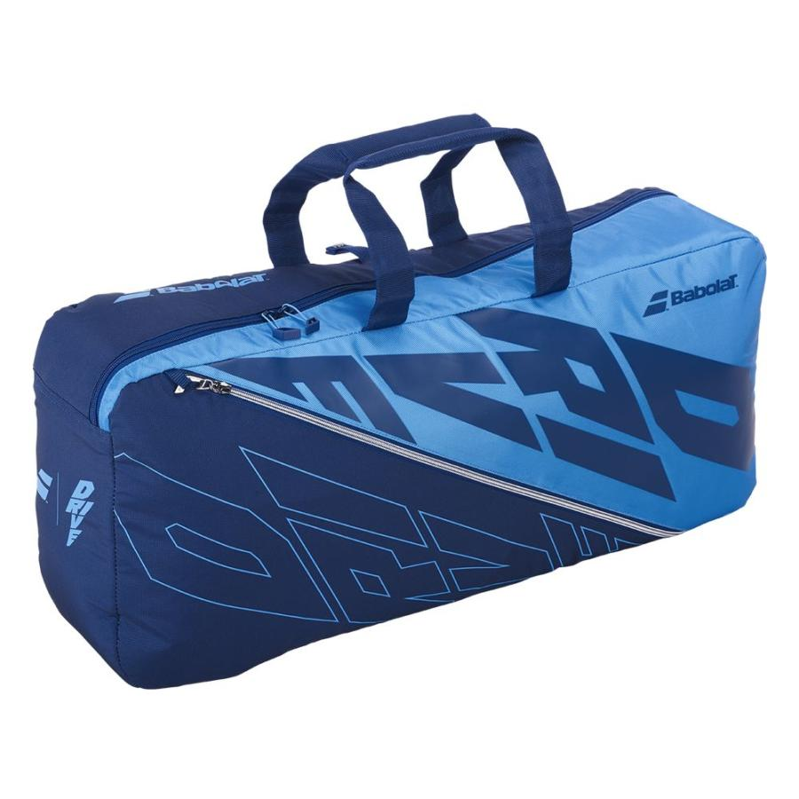バボラ スーパーセール期間限定 Babolat テニスバッグ ケース DUFFLE M DRIVE 758005 ダッフルバッグ 新作 ラケット6本収納可 PURE