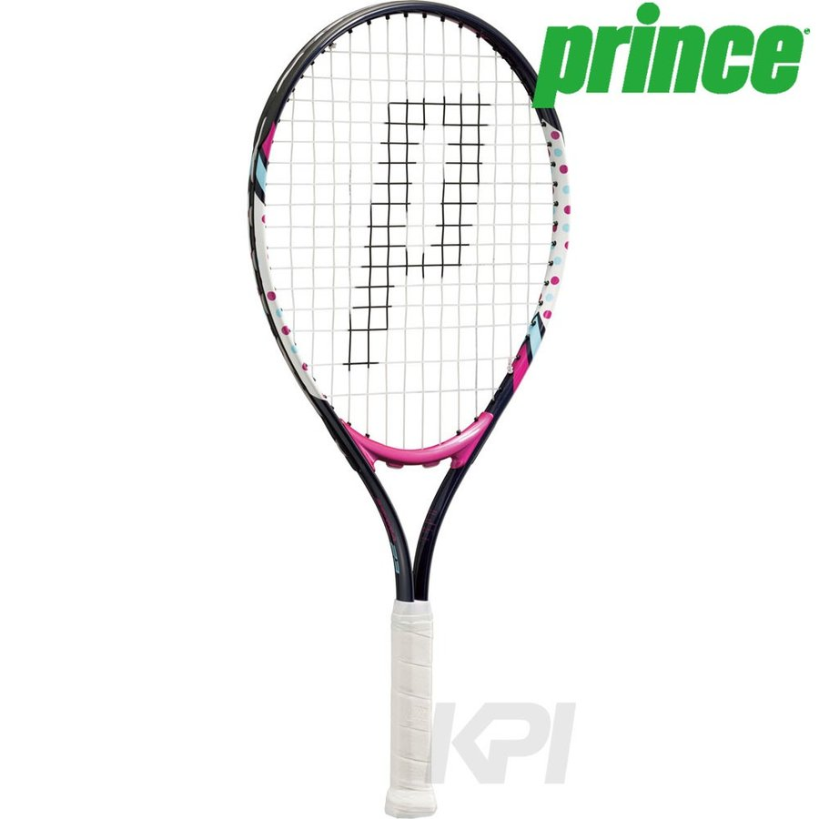 ガット張り上げ済み Prince プリンス 再入荷/予約販売! SIERRA GIRLIV シエラガール6 オンラインショップ 7TJ058 ジュニアテニスラケット 23