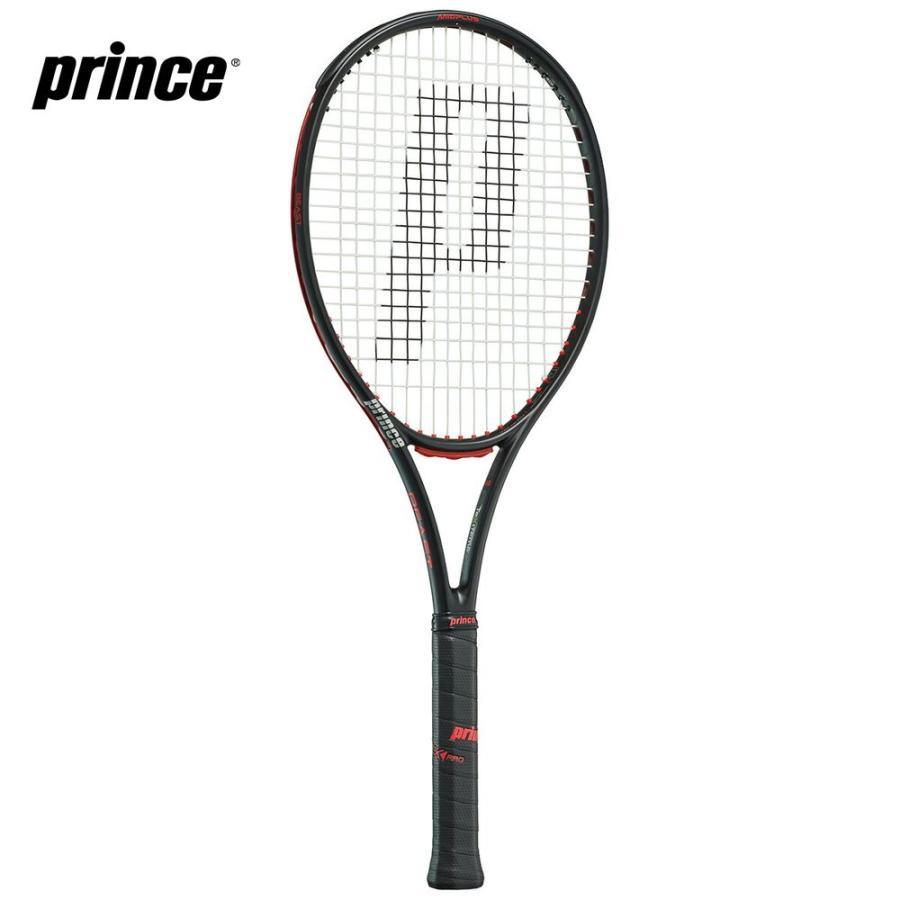 プリンス Prince 激安通販販売 硬式テニスラケット BEAST O3 フェイスカバープレゼント 最新アイテム 7TJ105 ビースト 98