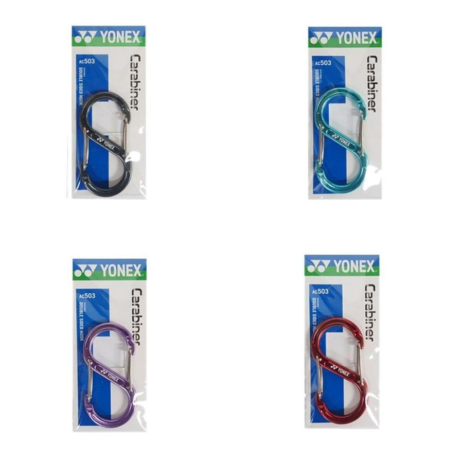 ヨネックス 初回限定 YONEX テニスアクセサリー 毎日激安特売で 営業中です AC503 カラビナ