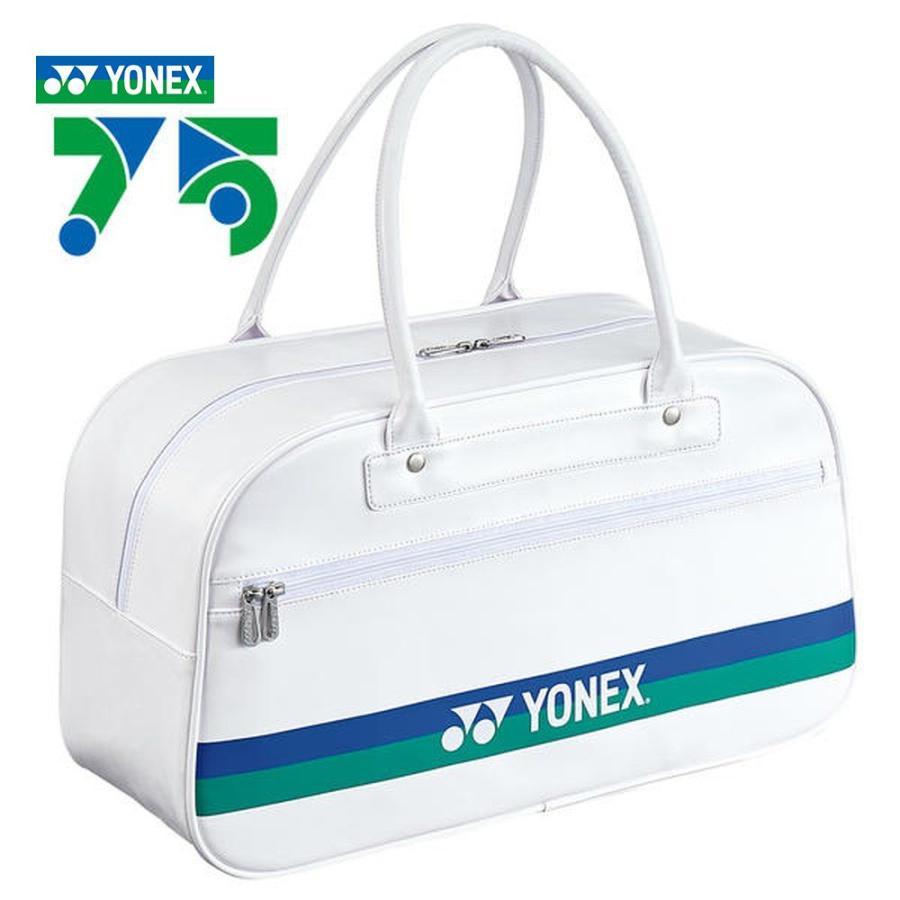 ヨネックス YONEX 新作多数 テニスバッグ ケース ボストンバッグ BAG01AE 送料無料 一部地域を除く 75TH
