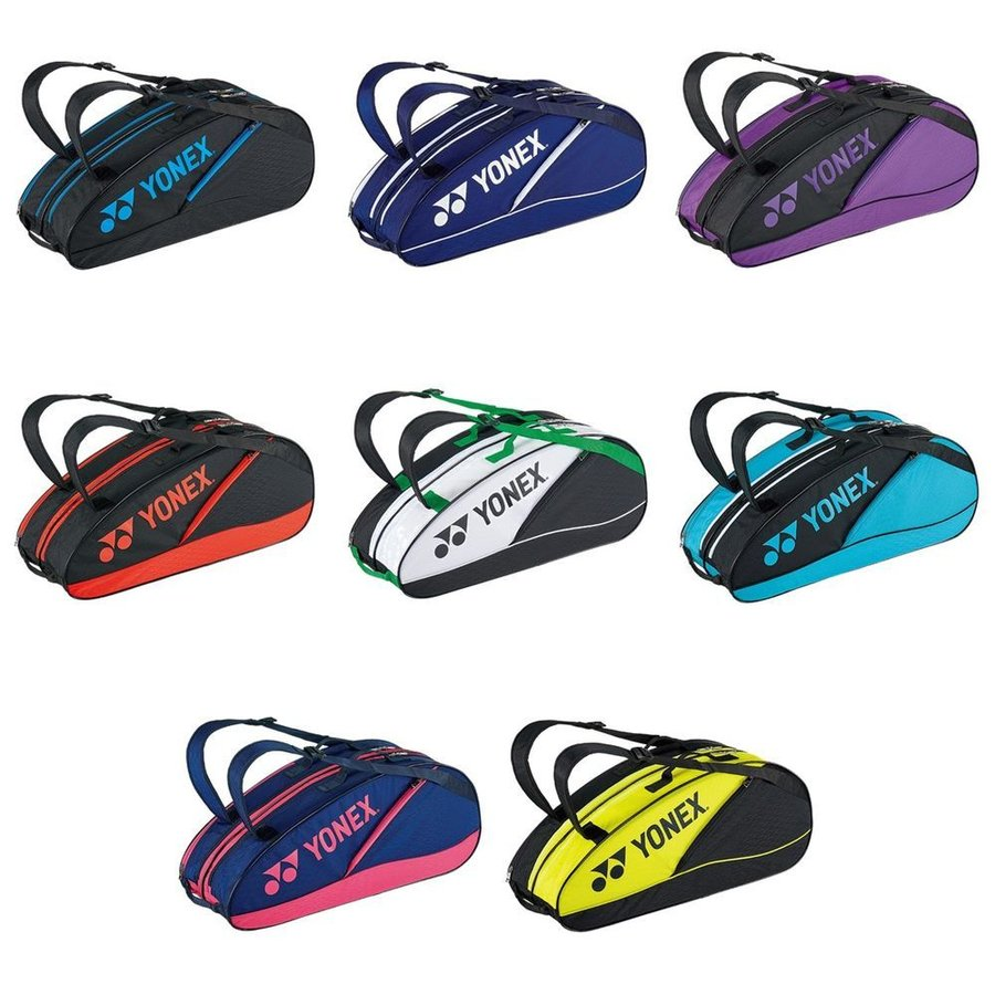 通販 ヨネックス YONEX テニスバッグ ケース ギフ_包装 ラケットバッグ6 テニス6本用 BAG2132R リュック付き