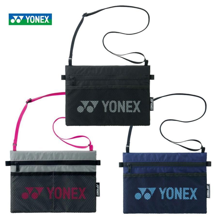 再入荷/予約販売! メイルオーダー ヨネックス YONEX テニスバッグ ケース BAG2198 サコッシュ