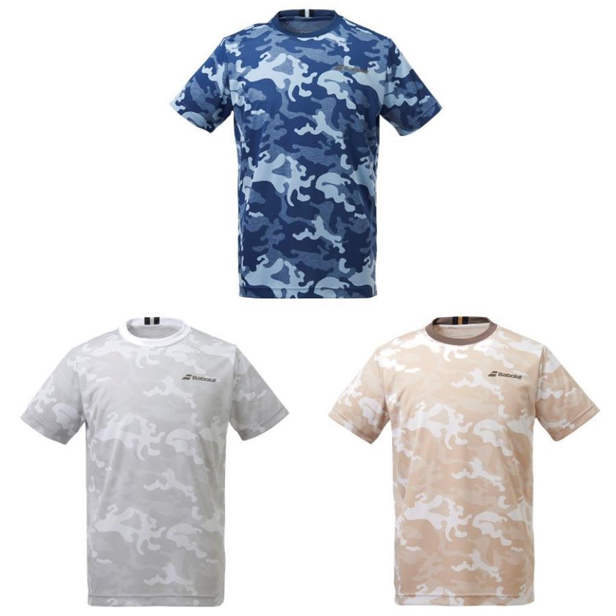 バボラ 全国一律送料無料 Babolat テニスウェア メンズ ショートスリーブシャツ BTUPJA01 2020SS 通常便なら送料無料 即日出荷