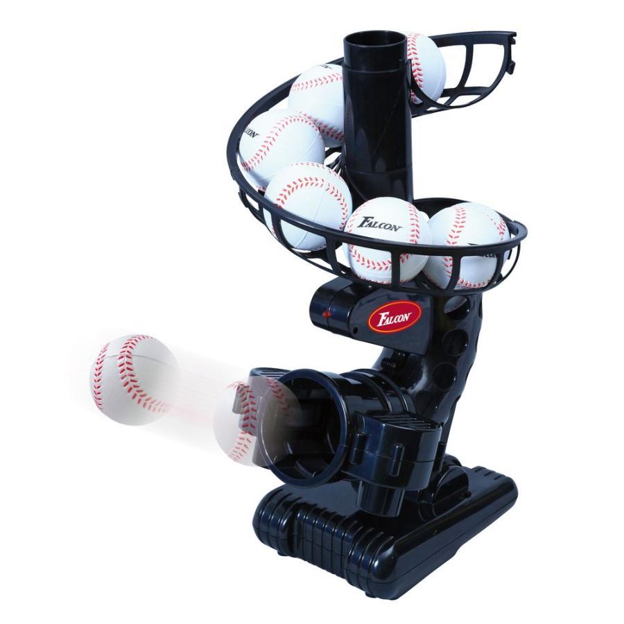 FALCON ファルコン キャンペーンもお見逃しなく 野球設備用品 格安店 FTS-118 ピッチングマシン バッティングトレーナー