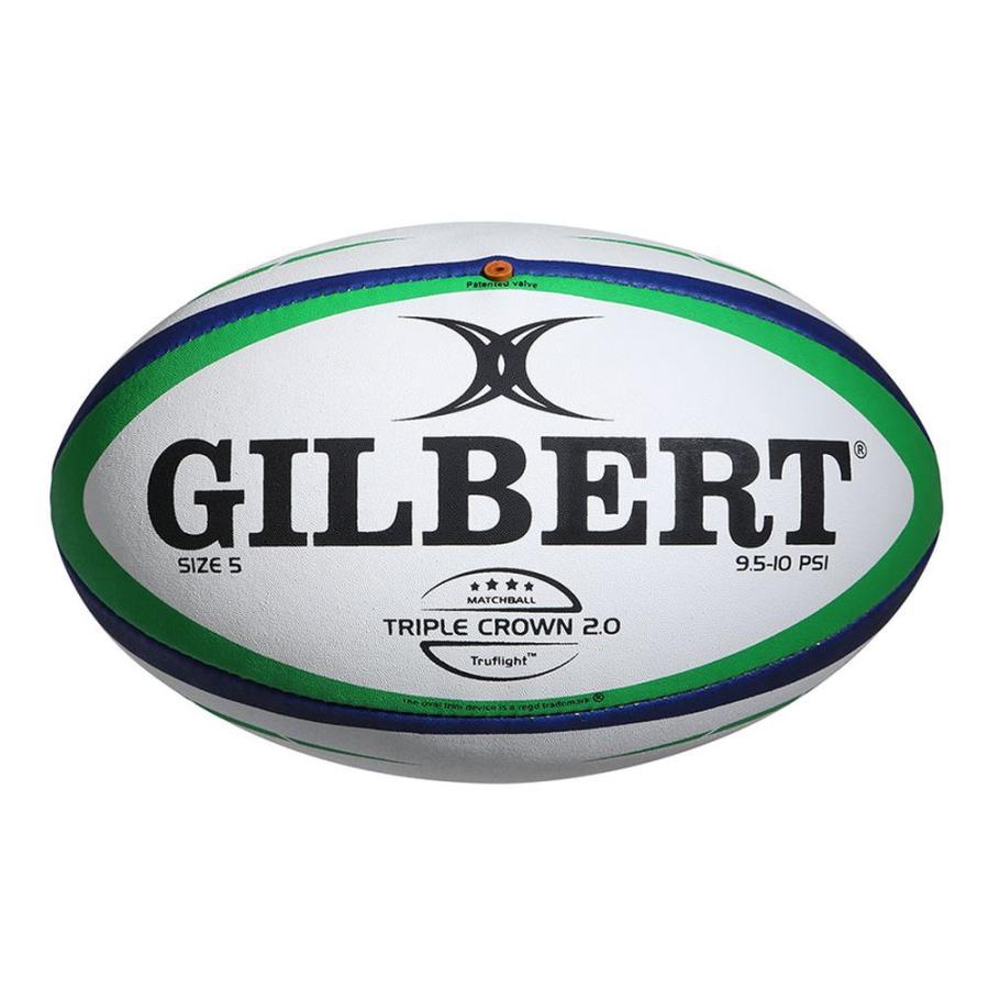 ギルバート GILBERT おトク ラグビーボール トリプルクラウン2.0 ☆国内最安値に挑戦☆ 5号 GB9181