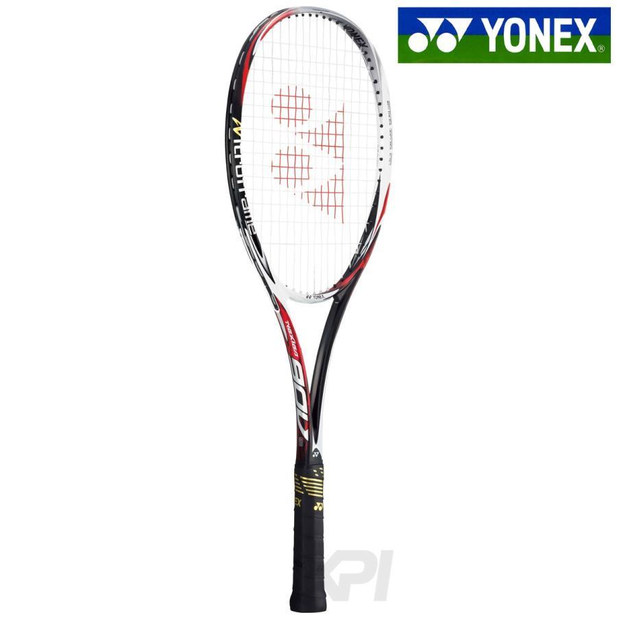 YONEX ヨネックス !超美品再入荷品質至上! NEXIGA 90V ネクシーガ90V NXG90V-364 ソフトテニスラケット 即日出荷 ジャパンレッド フレームのみ ランキング総合1位