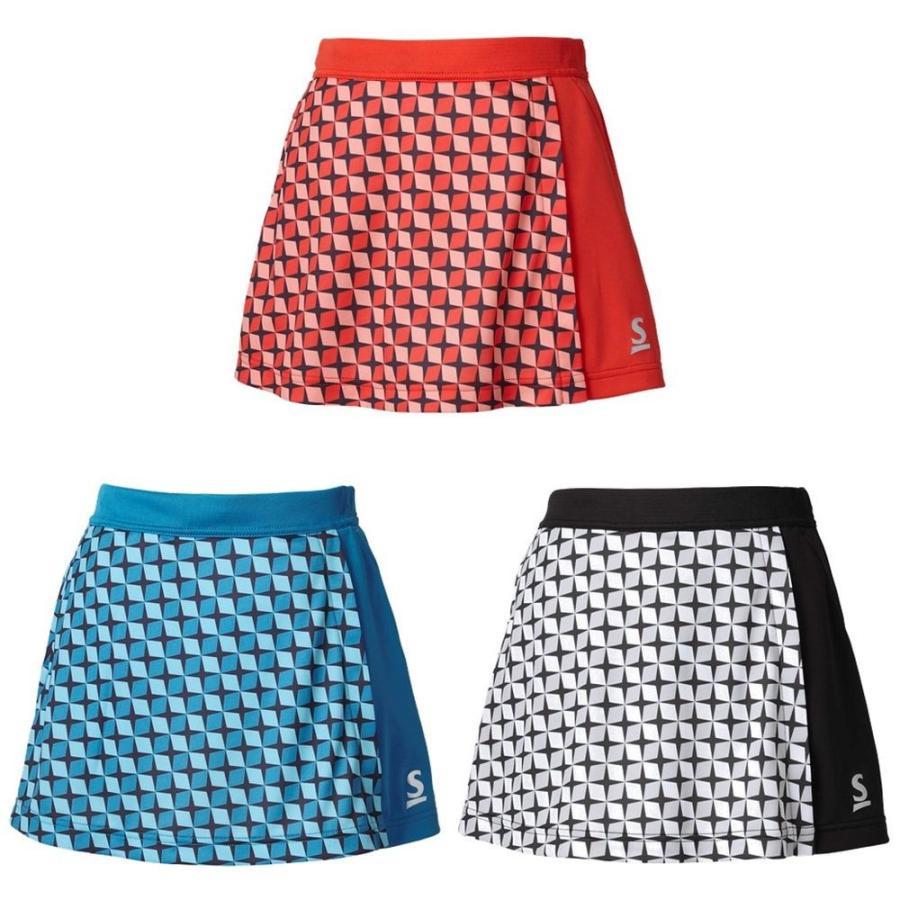 特価キャンペーン スリクソン SRIXON テニスウェア レディース 即日出荷 新作 人気 スコート 2019FW SDK-2994W