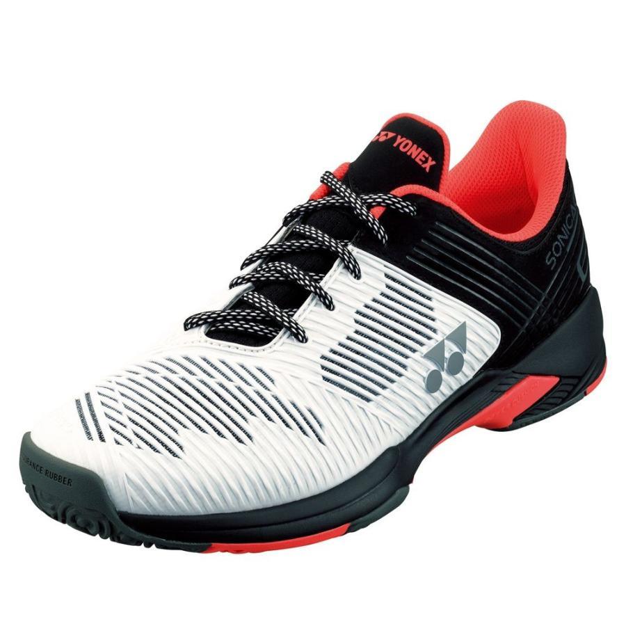 超激得SALE 購買 ヨネックス YONEX テニスシューズ メンズ パワークッション ソニケージ2 メン クレーコート用 GC SHTS2MGC-141 オムニ