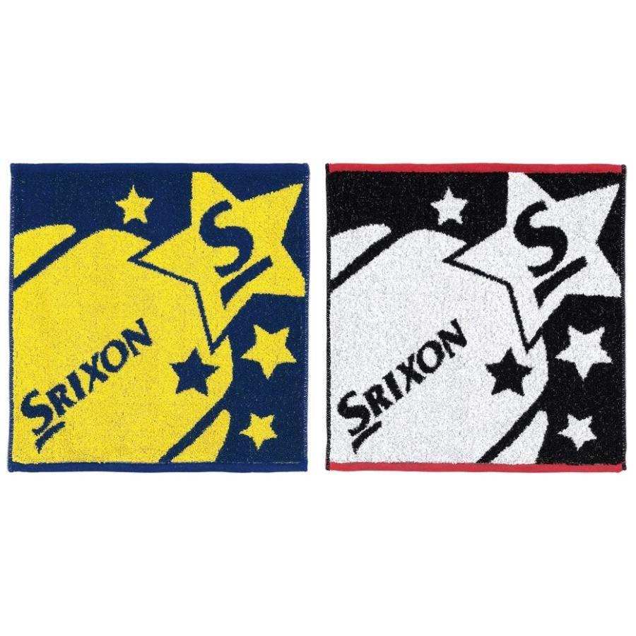 スリクソン 選択 SRIXON 上等 テニスタオル SPT-7904 ウォッシュタオル