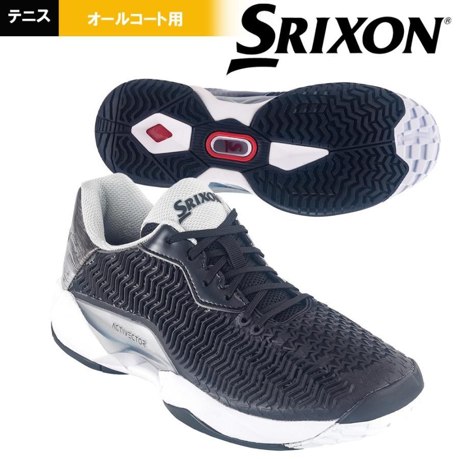 365日出荷 スリクソン SRIXON テニスシューズ 一部予約 メンズ ACTIVECTOR SRS1011-BS COURT 卸直営 アクティベクター オールコート用 即日出荷 ALL